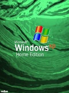 Картинка WINDOWS GREEN WAVE