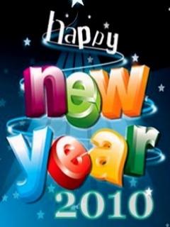 Картинка Новый год 2010