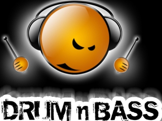 Картинка Drum & Bass