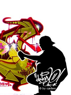 Картинка Граффити