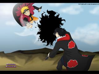 Картинка Naruto and Sasuke