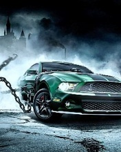 Картинка Mustang Gt