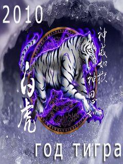 Картинка Тигр 2010