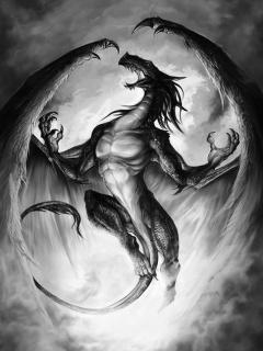 Картинка Дракончик