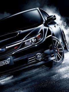 Картинка Subaru impreza sti