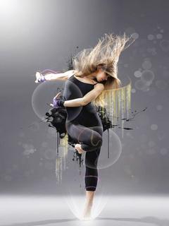 Картинка The dancer