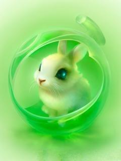 Картинка Милый заяц