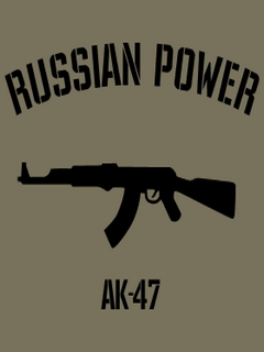 Картинка Russian Power - AK47