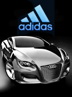 Картинка Audi и Adidas