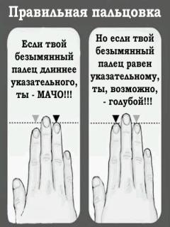 Картинка Правильная пальцовка