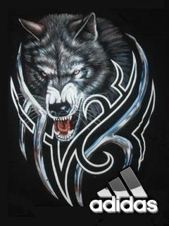 Картинка Wolf tatu adidas
