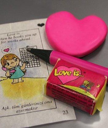 Картинка Love is...