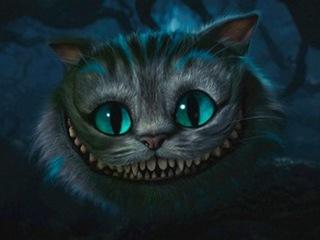Картинка Чеширский кот