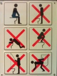 Картинка Инструкция к туалету