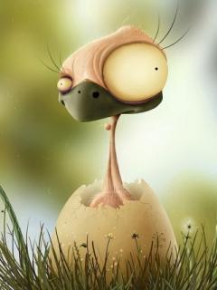 Картинка Птичка