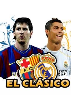 Картинка Messi Vs Ronaldo