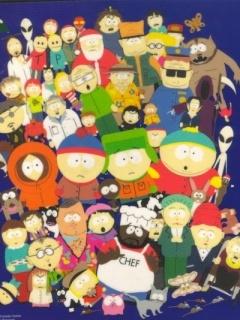 Картинка South Park Crew