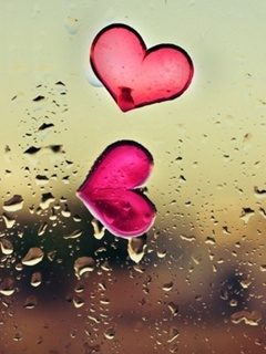 Картинка Два сердца