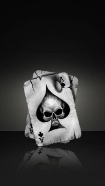 Картинка Черный туз