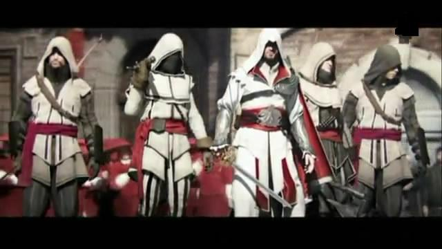 Картинка Assassin's creed brotherhood