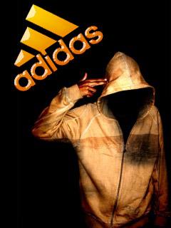 Картинка Репер & adidas