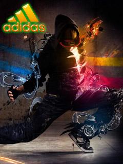Dance+adidas