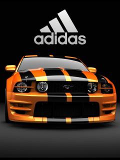 Картинка Mustang & adidas