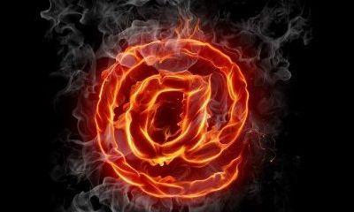 Картинка Огненный знак собаки
