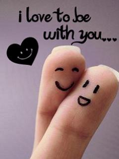 Картинка I Love To Be With You