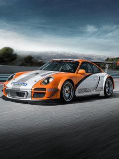 Картинка Porsche 911 GT3 R Hybrid