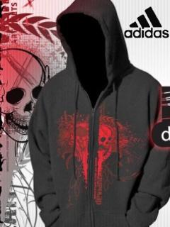 Картинка Рэпер adidas