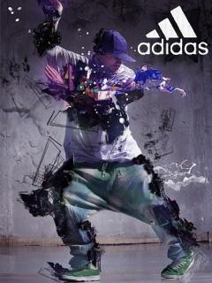 Картинка Dance+adidas