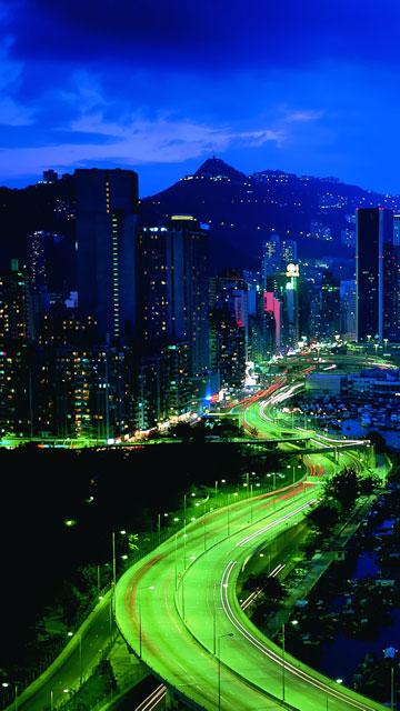 Картинка Город в ночи