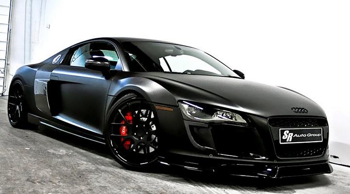 Картинка Audi R8 V10