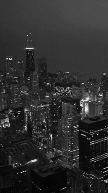 Картинка Ночный город