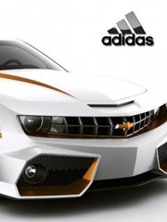 Картинка Camaro+Adidas