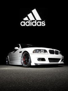 Картинка BMW+Adidas