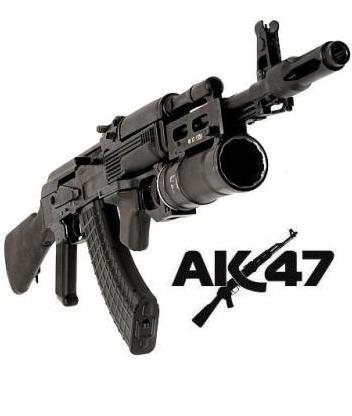 Картинка АК 47