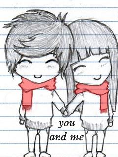 Картинка Ты и Я