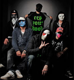 Картинка Hollywood Undead