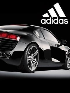 Картинка Audi + adidas