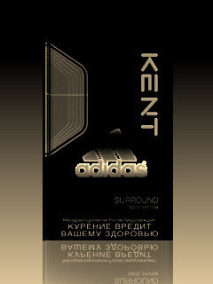 Картинка Kent + Adidas