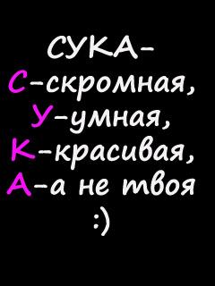 Картинка Сука