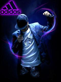 Картинка Dance men+adidas