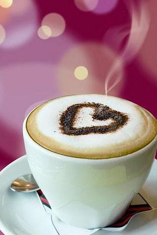 Картинка Любовь и кофе