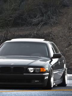 Картинка BMW 750 (Бумер )